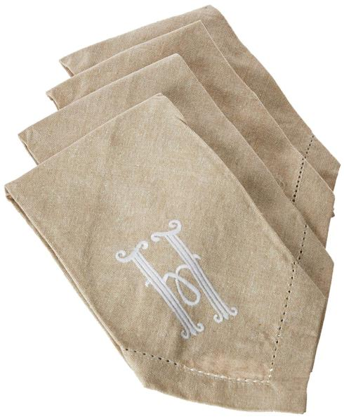 Initial Napkins - H collection with 1 products