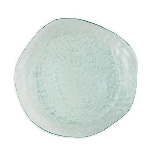 """Elizabeth Clair\'s Unique Gifts  Annieglass SALT 10"""" Plate $53.95"""