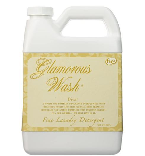 Glamorous Wash collection with 6 products