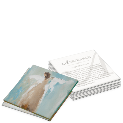 A-Z SCRIPTURE CARDS (26 cards) collection with 1 products