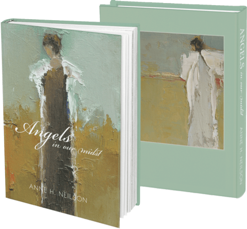 Anne Neilson  BOOKS ANGELS IN OUR MIDST (Book) $69.95