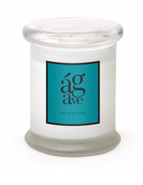 $24.95 Frosted Jar Candle