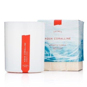 Thymes   AQUA CORALLINE CANDLE $31.95