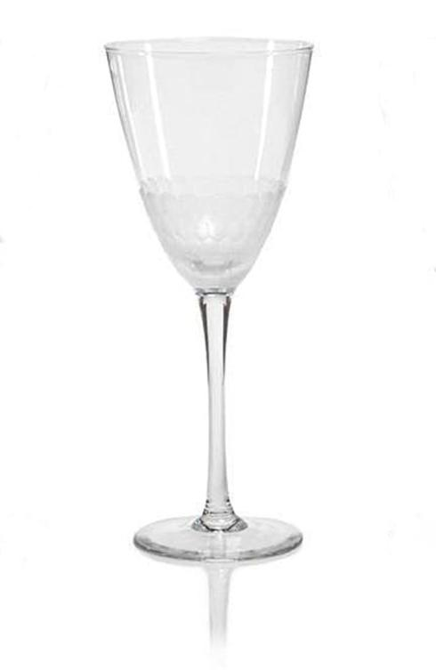 Zodax  Glasses Vitorrio Frosted Wine Glasses With Stem $21.95