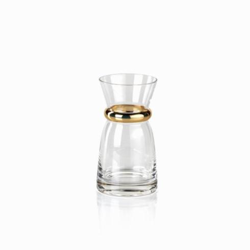 Zodax   Gold NAPA Wine Carafe $22.95