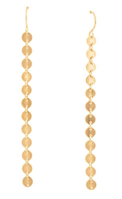 $34.95 INFINITY CHIC DROP GOLD