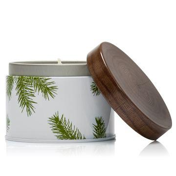 $21.95 FRASIER FIR CANDLE TIN