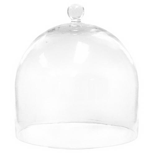 HomArt   Large Glass Dome Clear $64.95