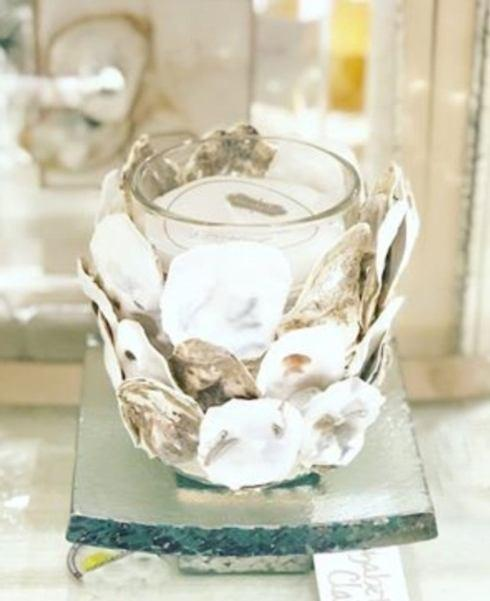 Oyster Candle collection with 1 products