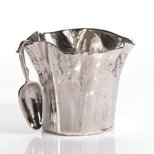 $123.95 12-Inch Diameter Cado Aluminum Ice Bucket With Scoop