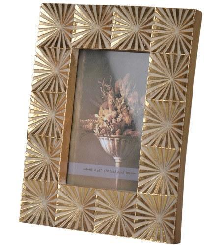 $26.95 Gold SQ Burst Frame