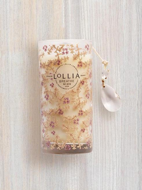 Lollia  BREATHE Luminary  $34.95