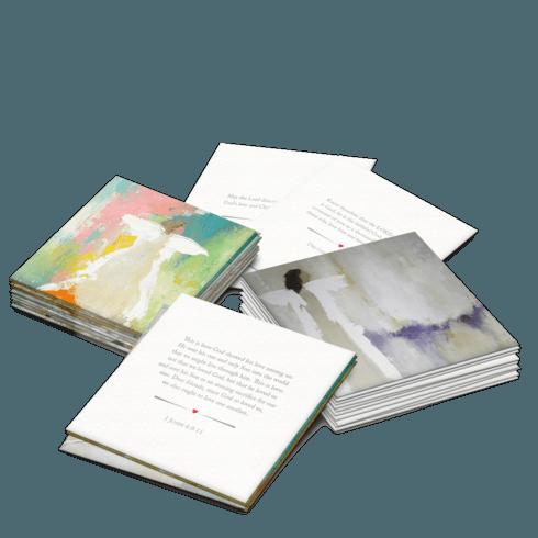Anne Neilson   LOVE SCRIPTURE CARDS (26 cards) $20.95