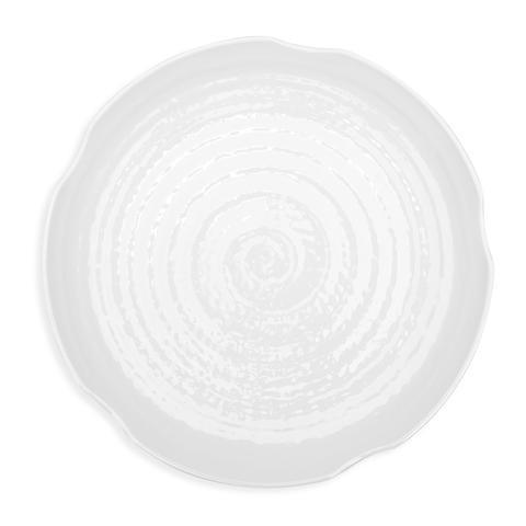 "Q Squared   Pearl Melamine Large Serving Platter 16"" $51.95"