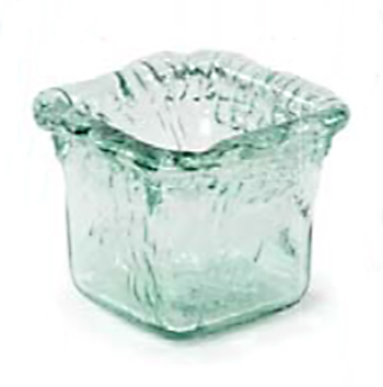 Iceberg Square Deep Bowl Votive  collection with 1 products