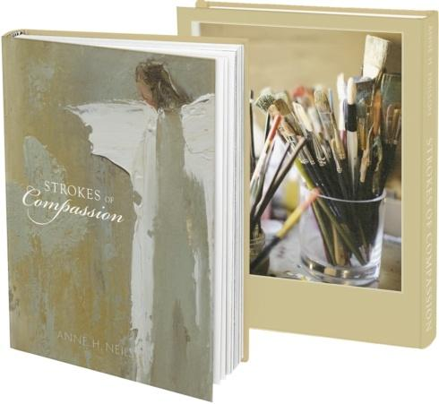 Anne Neilson   STROKES OF COMPASSION  (Book) $69.95