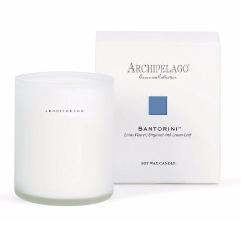 $31.95 Santorini Soy Wax Candle