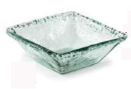 Iceberg Glass Med Square Deep Bowl  collection with 1 products