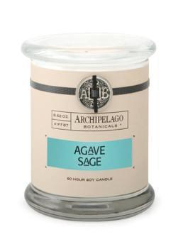 $24.95 Agave Sage Jar Candle