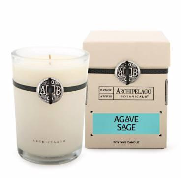$25.95 Agave Sage Candle in a Box