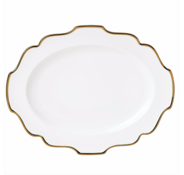 Lenox  Contempo Luxe™ Oval Serving Platter $110.00