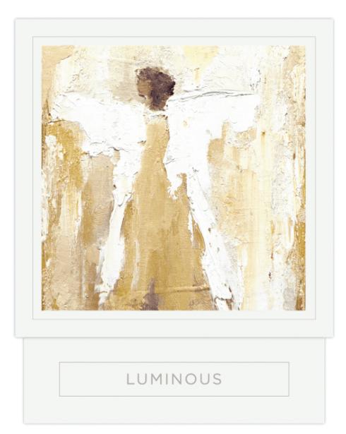 $52.95 LUMINOUS CANDLE (Golds)