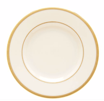 Lenox  Tuxedo™ Bread and Butter  $39.95