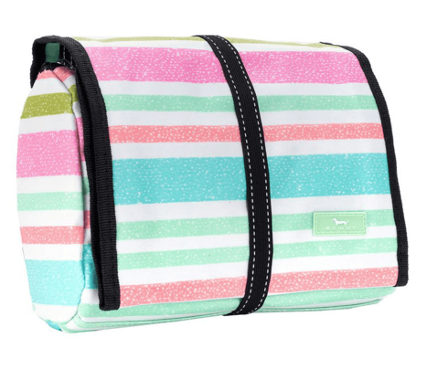 $35.95 Beauty Burrito HANGING TOILETRY BAG