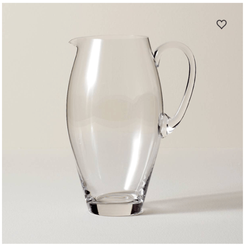 Lenox  Tuscany Classics® Contemporary Pitcher $48.95