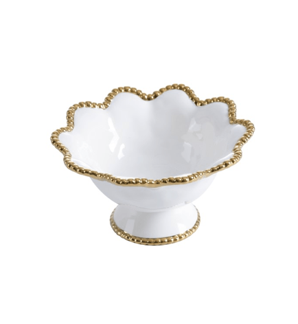 Elizabeth Clair\'s Unique Gifts  Pampa Bay Footed Bowl $32.95