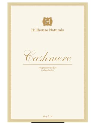 $3.95 Cashmere Sachet