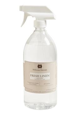 Hillhouse Naturals   Fresh Linen, linen spray 1 Liter $26.95