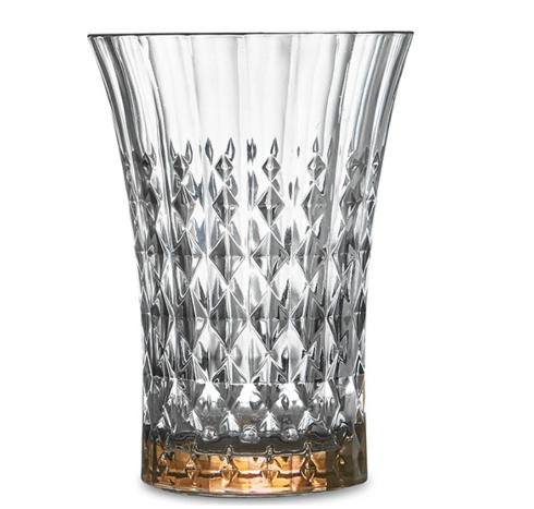 $65.00 Arte Italica Serena Amber Water Glass