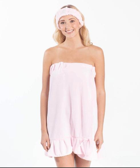 $35.95 Spa Wrap - Pink