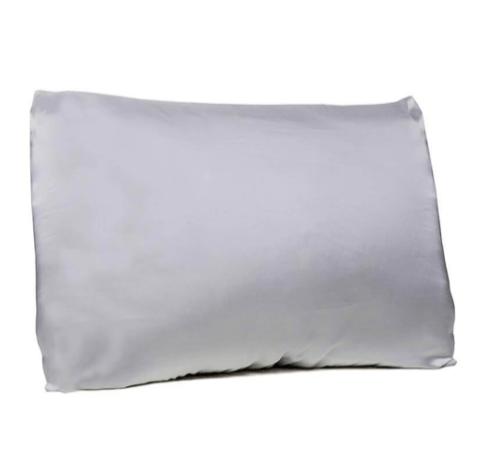 $24.95 Satin Pillowcase with Envelope Closure - Gray