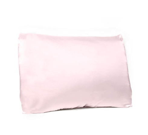 $24.95 Satin Pillowcase with Envelope Closure - Pink