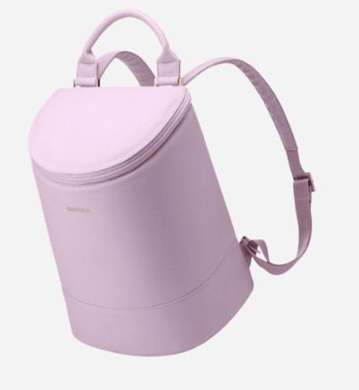 $129.95 EOLA BUCKET COOLER BAG - Rose Quartz