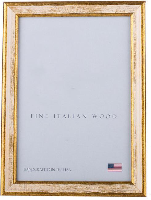 Elizabeth Clair\'s Unique Gifts  Frames Cream & Gold 8X10 Frame $39.95