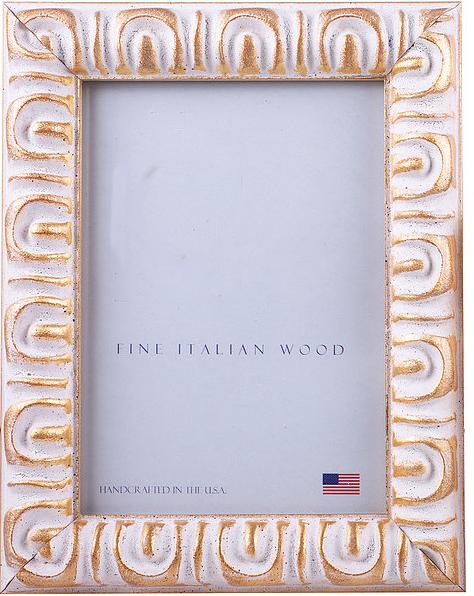 Elizabeth Clair\'s Unique Gifts  Frames 4X6 Francesca Gold Frame $36.95