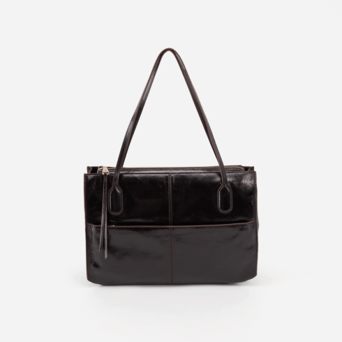 $258.00 FRIAR Shoulder Bag, Color: Black