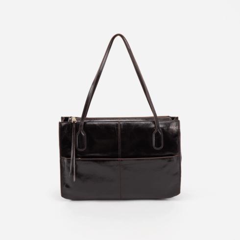 $258.00 FRIAR Shoulder Bag, Color: Black