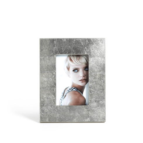 Silver Leaf Photo Frame - 4x6 collection with 1 products