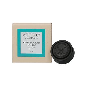 AROMATIC AUTO FRAGRANCE WHITE OCEAN SANDS collection with 1 products