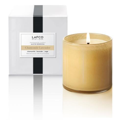 Chamomile Laven Candle 15.5oz collection with 1 products