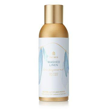 Thymes   WASHED LINEN HOME FRAGRANCE MIST $14.95