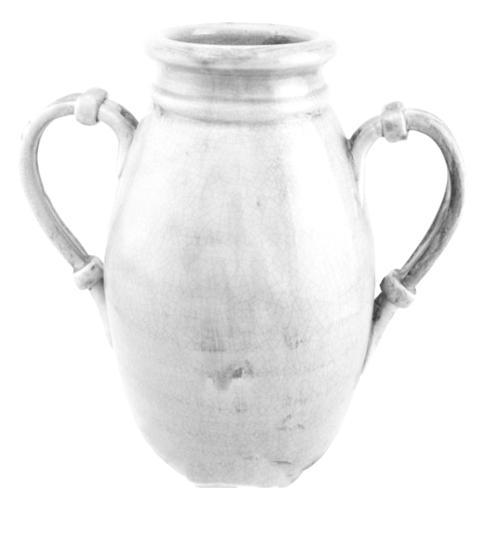"$71.95 13.25""X8""STONEWRE HANDTHROWN JAR"