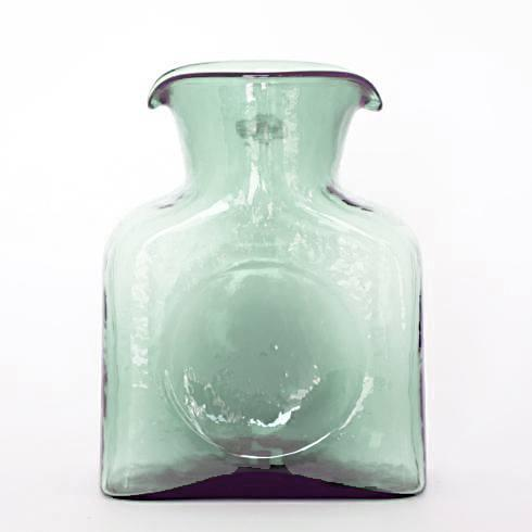 Glass Pitcher Blenko Style collection with 1 products