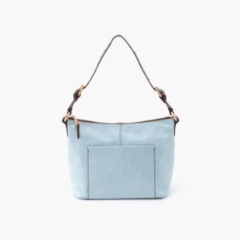 $228.00 CHARLIE Shoulder Bag  Color: Whisper Blue