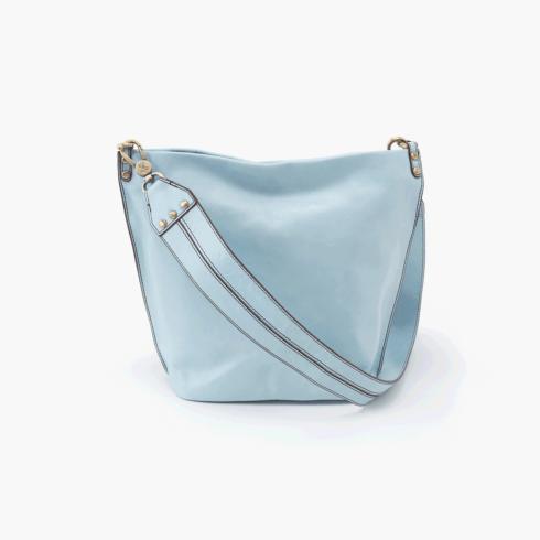 $238.00 FLARE Shoulder Bag Whisper Blue
