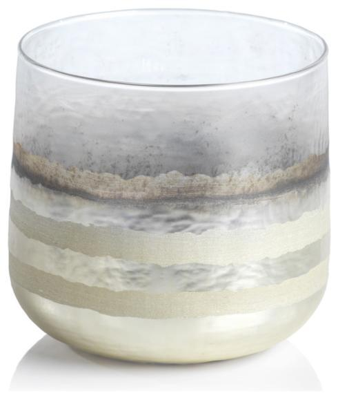 Zodax  Candles Off-White Smoke Votive Candle Holder $20.95
